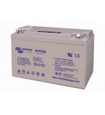 Batterie VICTRON 12v 110Ah 500A +G deep cycle Gel