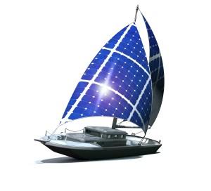panneau solaire bateau
